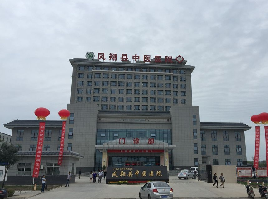 宝鸡凤翔县中医医院医疗废水处理项目